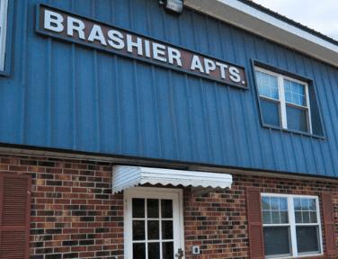 Brashier Hall